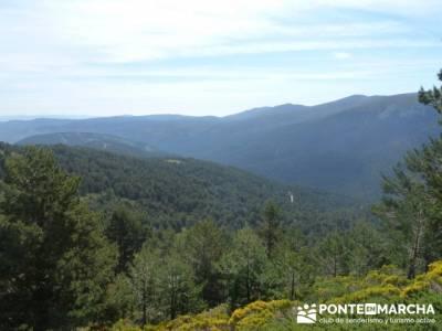 Ruta senderismo Peñalara - Parque Natural de Peñalara - Valle de El Paular; gratis, free